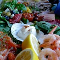 Antipasto Plater Option | Marlborough B & B Woodside